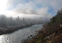 The Klamath River near Happy Camp. Photo: Matt Baun, Flickr CC, USFWS.