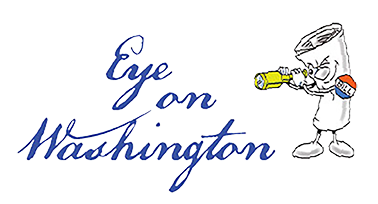 Eye on Washington logo