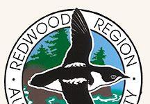 Redwood Region Audubon logo