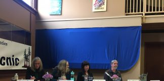 Humboldt Board of Supervisors Candidates during May 10 2018 Candidate Forum