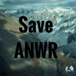 Save the Arctic National Wildlife Refuge graphic