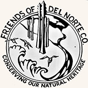 Friends of Del Norte logo