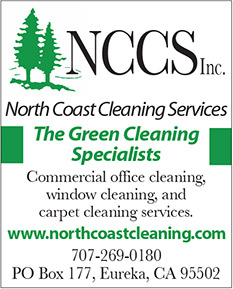North Coast Cleaning Services ad graphic