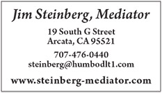 Jim Steinberg Mediator sponsor graphic
