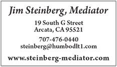 Jim Steinberg Mediator sponsor graphic