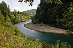 Eel River. Photo: Scrubhiker, Flickr CC.
