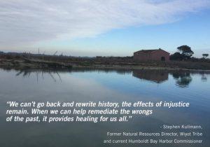 Indian Island Stephen Kullmann Quote Credit U.S. EPA