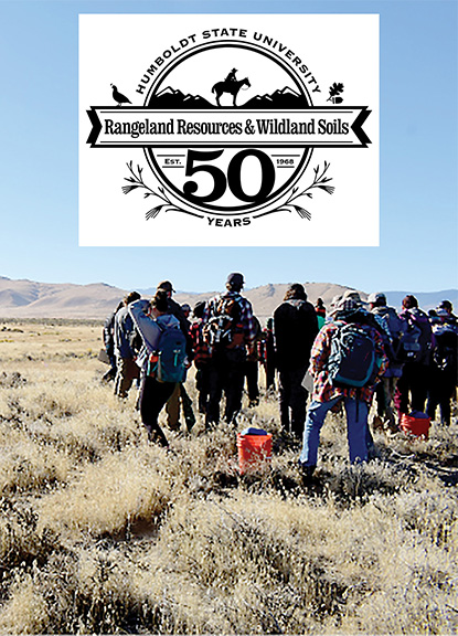 2019 marks the Soils and Range Club's 50th anniversary!