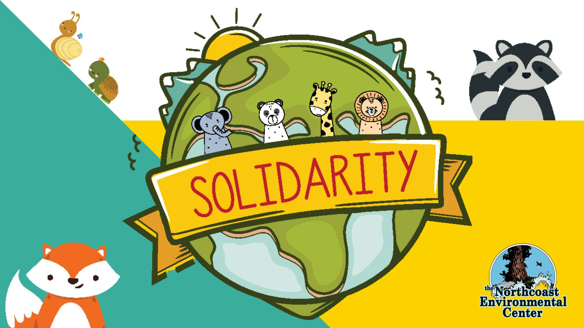 All Species Parade SOLIDARITY graphic