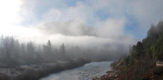 The Klamath River near Happy Camp. Photo: Matt Baun, USFWS, Flickr CC.